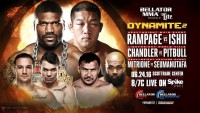 Bellator 157: Dynamite 2 rezultatai (video)