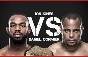 UFC 182: Jones prieš Cormier (video)