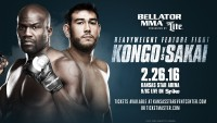 Bellator 150 svėrimai (video)