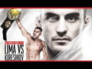 Bellator 140 rezultatai (video)