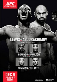 UFC Fight Night 102 rezultatai (video)