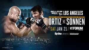 Bellator 170 rezultatai (video)