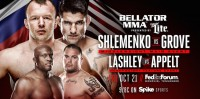 Bellator 162 rezultatai (video)
