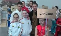 Lietuvos ušu rinktinė užtikrintai skinasi kelią į pasaulinio ušu elito gretas