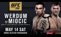 UFC 198 rezultatai