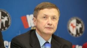 Mirė muaythai sąjungos prezidentas Nerijus Žukas