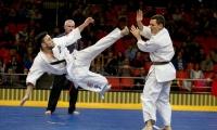 Kiokušin karatė čempionate - 18-metės triumfas ir Europos čempiono ryžtas pasitraukti