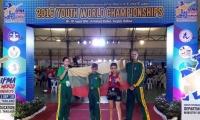 Lietuviai iškovojo du sidabro medalius Pasaulio Muaythai čempionate Tailande.