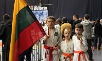 Sėkmingas lietuvių pasirodymas sportinio Jiu-jutsu pasaulio čempionate (video)