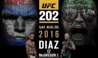 UFC 202 rezultatai