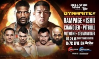 Bellator 157: Dynamite 2 rezultatai (video)