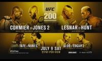 UFC 200 išplėstinė apžvalga (video)