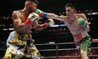 Įspūdingą mūšį prieš Abner Mares laimėjęs Leo Santa Cruz - naujasis WBA čempionas