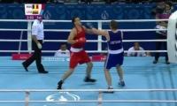 Mantas Valavičius Europos žaidynėse aštuntfinalyje susitiko su rumunu