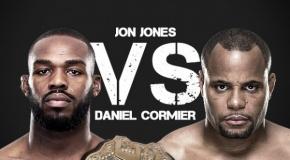 UFC 182: Jones prieš Cormier (video)