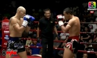 Deividas Danyla bei Sigitas Gaižauskas vėl kovėsi Tailande