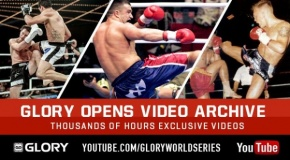 GLORY ir YouTube (video)