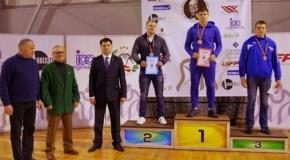 V.Laurinaitis – tarptautinio turnyro Latvijoje nugalėtojas
