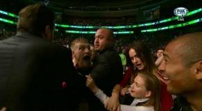 Conor McGregor prieš Jose Aldo jau šį pavasarį?