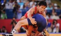 Europos žaidynėse imtynės peraugo į muštynes (video)