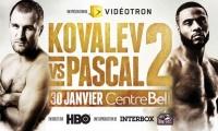 Sergey Kovalev prieš Jean Pascal 2 (video)