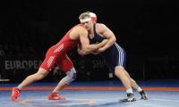 Europos imtynių čempionate L.Adomaitis liko penktoje vietoje. J.Matuzevičius pralaimėjo bulgarui