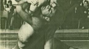 Rimantas Bagdonas – vienintelis Lietuvos imtynininkas, tapęs pasaulio čempionu