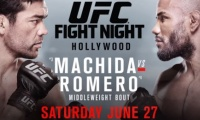 UFC Fight Night 70 rezultatai