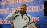 Pasaulio alyš imtynių čempionate – D. Nedzinsko bronza