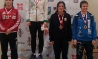 Imtynių turnyre Lenkijoje Danutė Domikaitytė varžoves guldė ant menčių