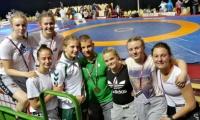 Drama iki paskutinės sekundės. Imtynininkė Kamilė Gaučaitė išsaugojo įgytą pranašumą ir iškovojo Europos jaunių čempionato bronzą!