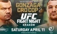UFC Fight Night 64 rezultatai. Mirko grįžo!