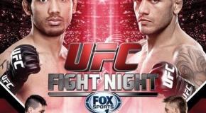 UFC Fight Night 49 rezultatai