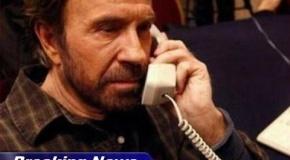 "Chuck Norris ""kovos"" UFC jau 2015 metais (video)"