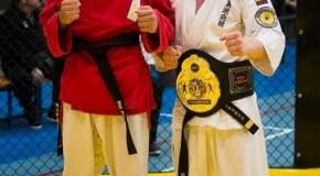 Ovidijus Antanaitis - Shindokai-Kan pasaulio čempionas!