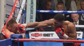 9-tasis Anthony Joshua nokautas (video)