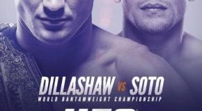 UFC 177 rezultatai