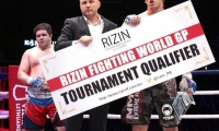 Teodoras Aukštuolis kovos RIZIN FIGHTING WORLD GRAND-PRIX 2015