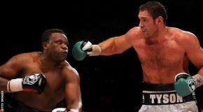 Tyson Fury antrą kartą susikovė su D. Chisora (video)
