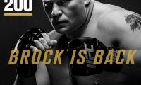 UFC 200: grįžta Brock Lesnar