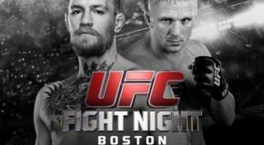 UFC Fight Night 59 rezultatai