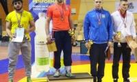 D.Pauliuščenko imtynių turnyre Latvijoje iškovojo bronzos medalį