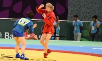 Rūta Aksionova Europos žaidynėse iškovojo bronzą