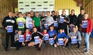 Europos graplingo čempiono pamokos jaunimui