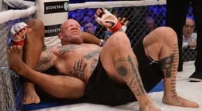 Jeff Monson pralaimėjo Chaban Ka (video)
