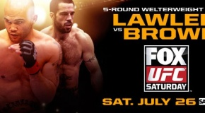 UFC on FOX 12 rezultatai (nuorodos į video)