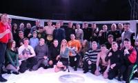 Baltijos šalių MMA čempiono diržas iškeliavo į Plungę