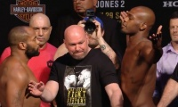 UFC 214: Cormier vs Jones 2 svėrimų procedūra