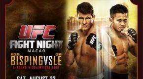 UFC Fight Night 48 rezultatai