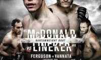 UFC Fight Night 91 rezultatai